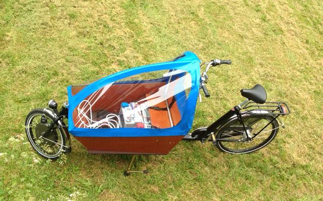 christiania cykel el
